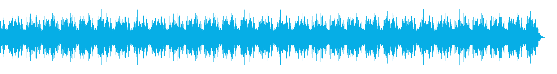 [ニュース報道]フラット:幻想的:静かの再生済みの波形