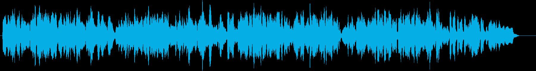 リコーダー4重奏で郷愁を誘う調べの再生済みの波形