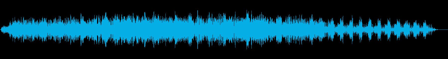 SciFi EC01_84_1の再生済みの波形