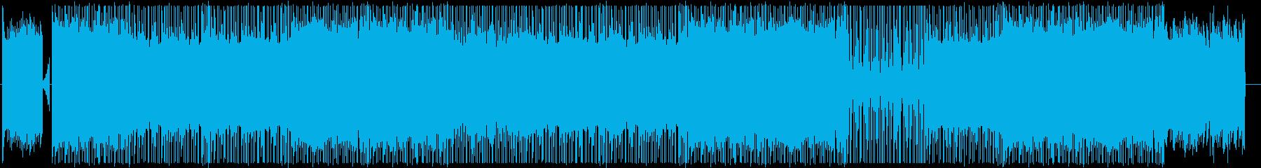 ピアノ/ヒップホップ/シンプル/#3の再生済みの波形