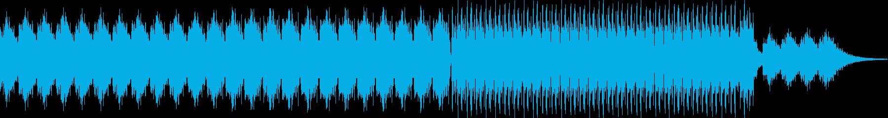 アンビエントの再生済みの波形