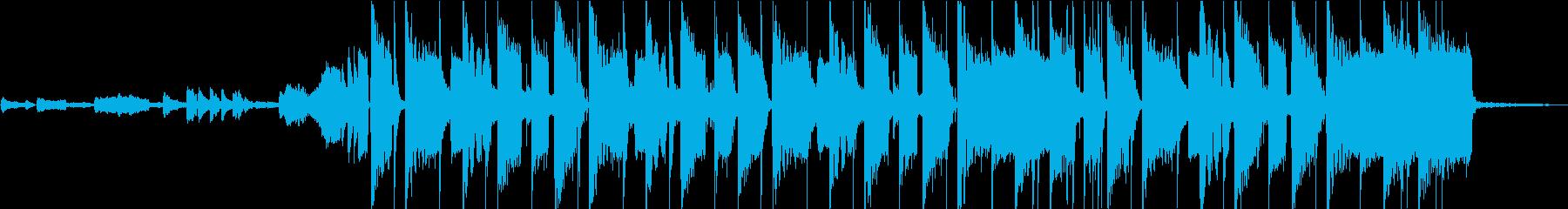 懐かしいく暖かいMotownミュージックの再生済みの波形