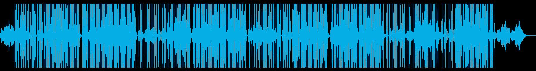 レゲエ スカし ドラマチック 美し...の再生済みの波形