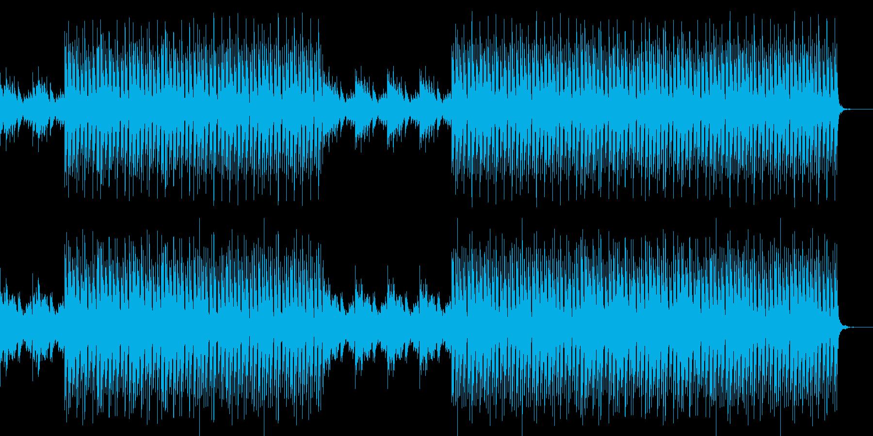 おしゃれ・エスニック・EDM・透明感2の再生済みの波形