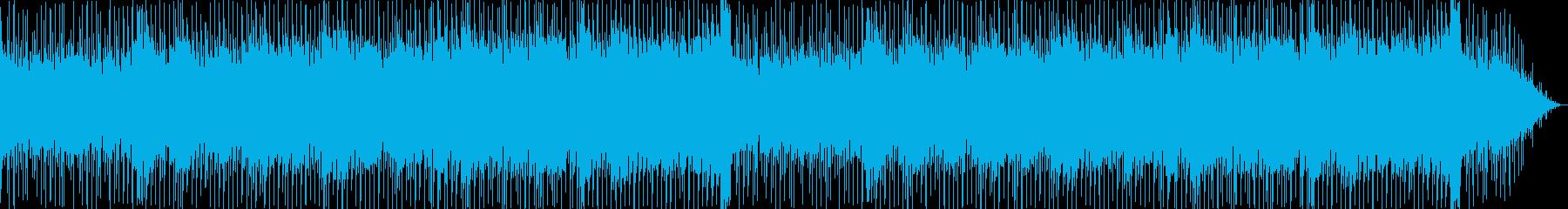 イージーリスニング系の爽やかな曲です。…の再生済みの波形