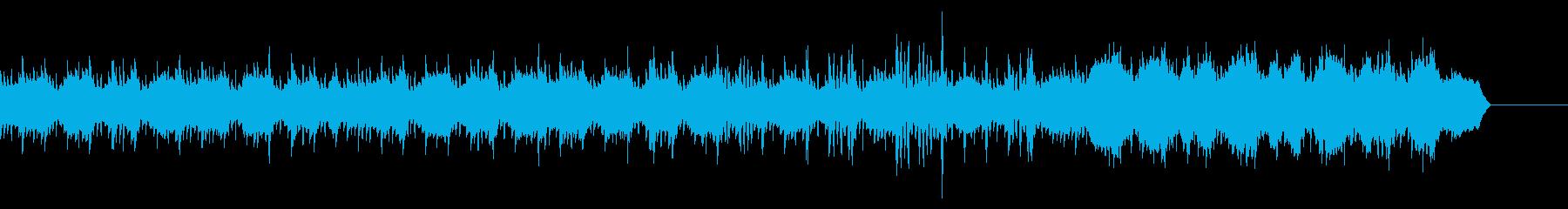 シンプルな曲/TVショッピングをイメージの再生済みの波形