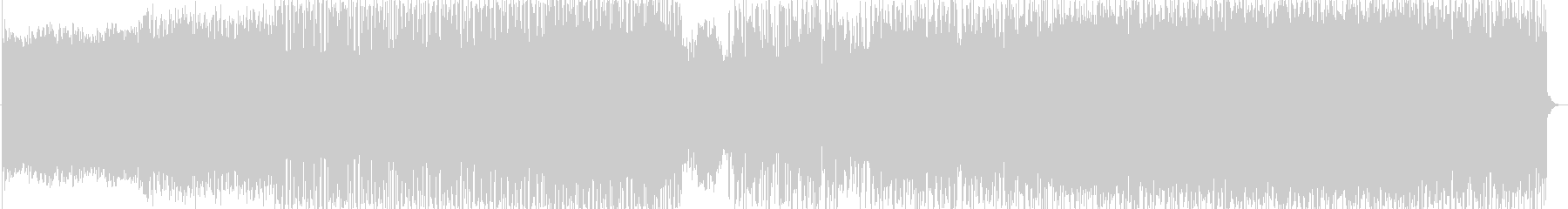 Electro / Rockインス...の未再生の波形