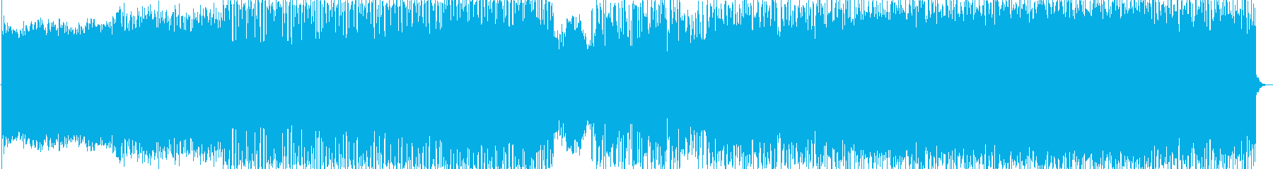 Electro / Rockインス...の再生済みの波形