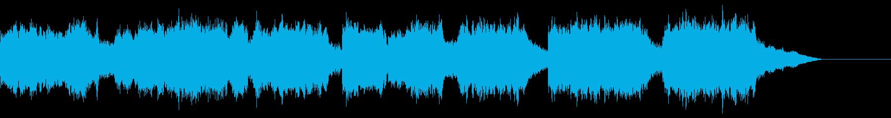 3拍子のファンタジックなワルツ曲です。の再生済みの波形