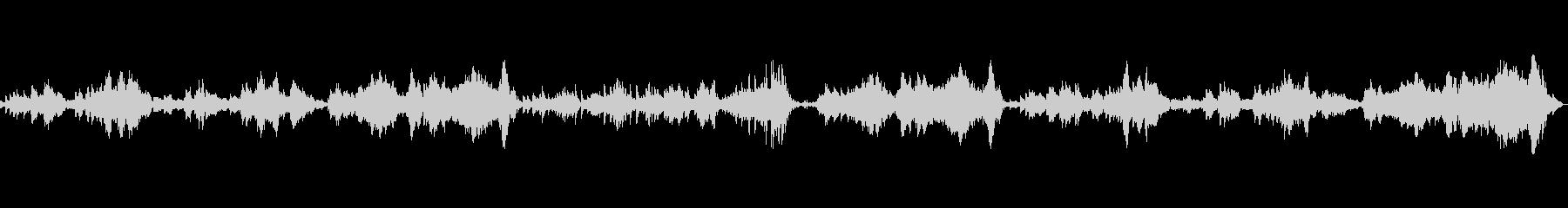 クラシック クール ハイテク 緊迫...の未再生の波形