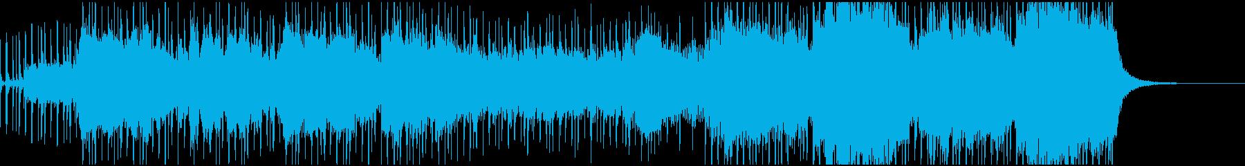 アレンジVer. パヴァーヌの再生済みの波形