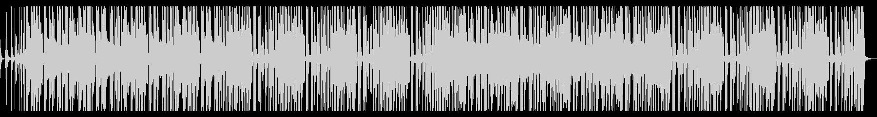 カホンを使ったロックなBGMです。の未再生の波形
