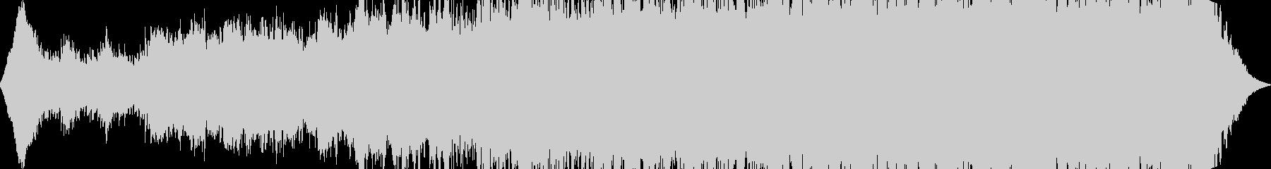 現代の交響曲 感情的 バラード 素...の未再生の波形