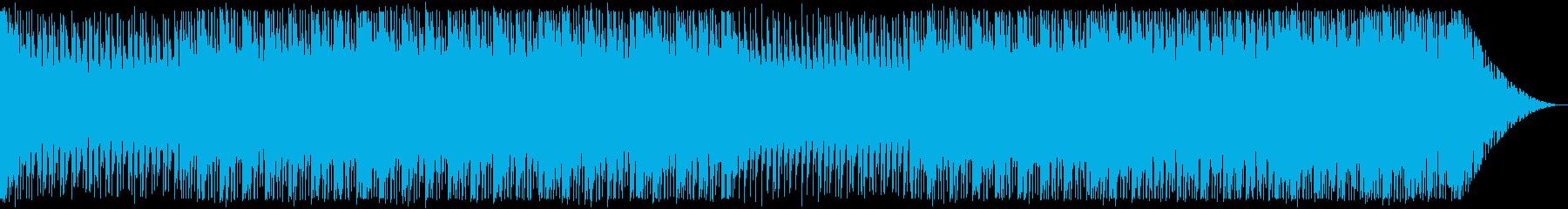 ハジけるようなハウス_No588_1の再生済みの波形