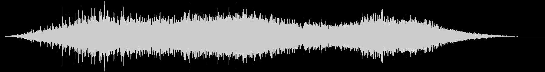 【ホラー】ダークなタイトルロゴ_02の未再生の波形