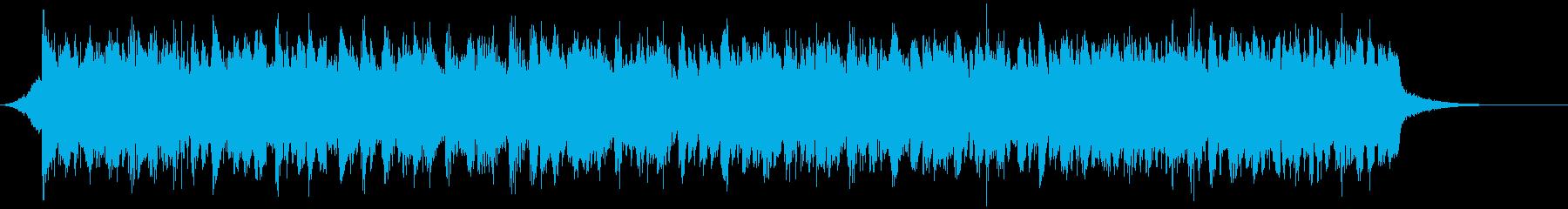 Piano House 1の再生済みの波形
