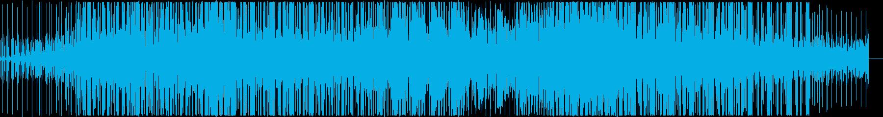 【歌】女性英詩ボーカルダンス曲【重低音】の再生済みの波形