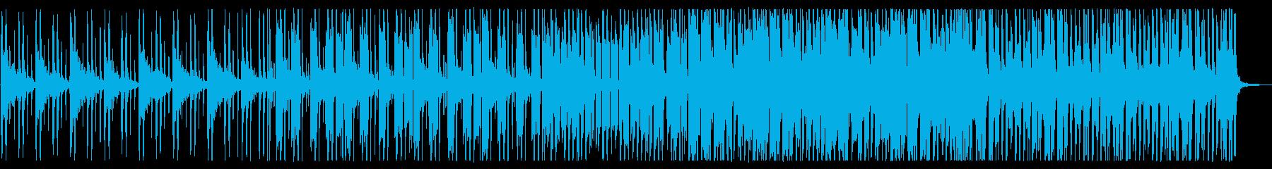 都会/優しさ/R&B_No436_2の再生済みの波形