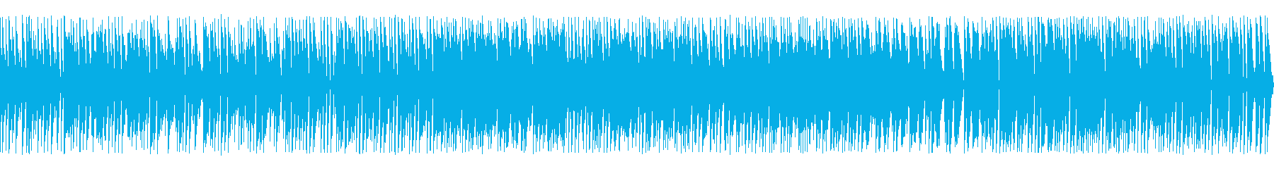 BGM013-06 ファミコンサウンド…の再生済みの波形