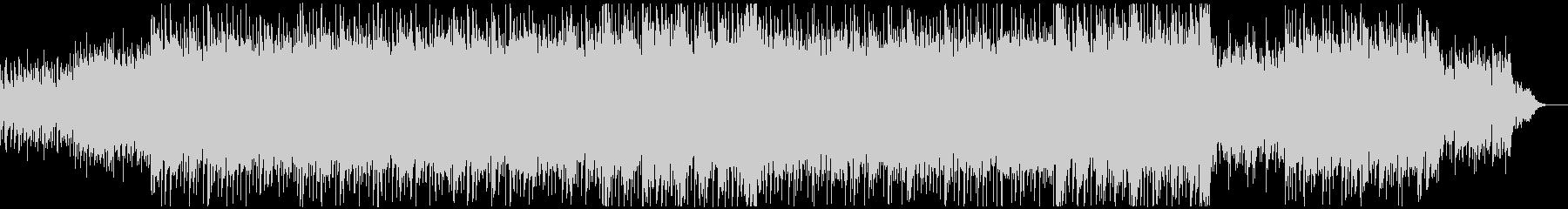 エスニカルな紀行ものBGMの未再生の波形