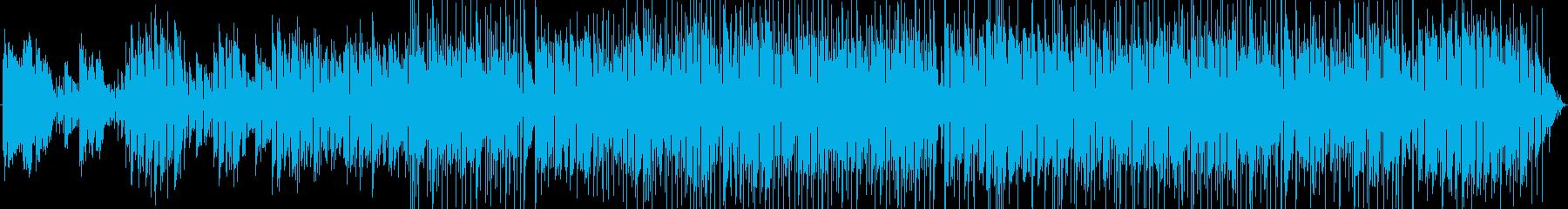 ドラム、パーカッション、エレキギタ...の再生済みの波形