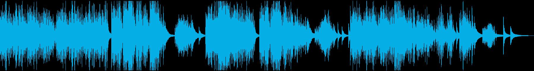 A.ルビンシテインの二つのメロディです。の再生済みの波形
