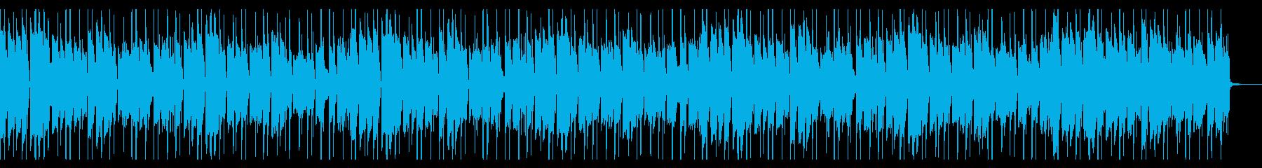 Retro Organ Healing-Natural Landscape's reproduced waveform