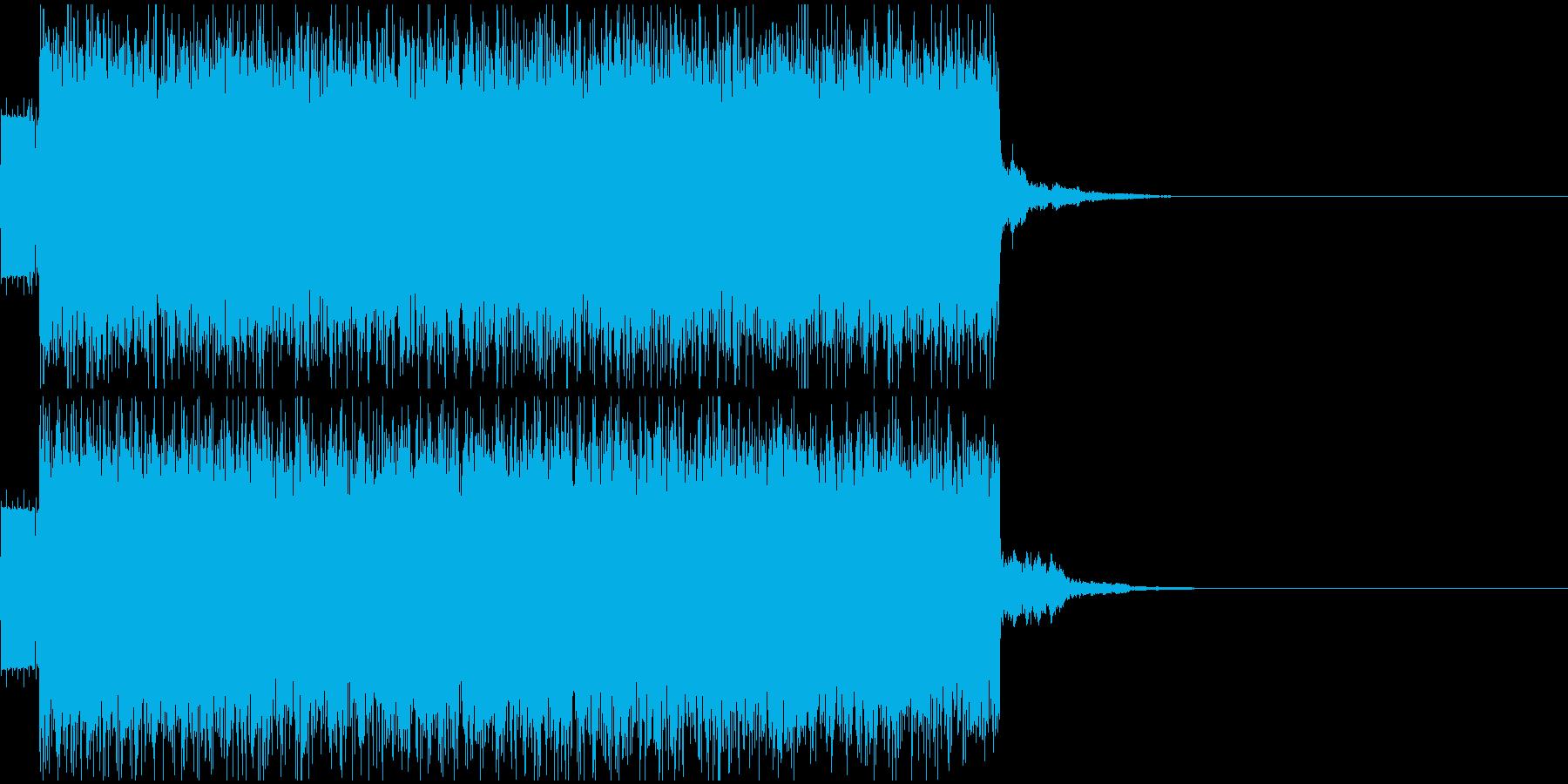 ヴューン(ビーム砲)3の再生済みの波形