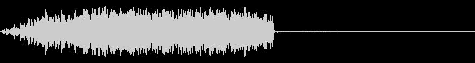 ランダムスパイラルフーシュの未再生の波形