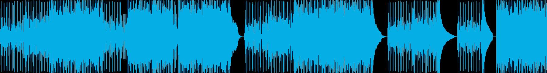 ブルース ポジティブ 明るい 野生...の再生済みの波形