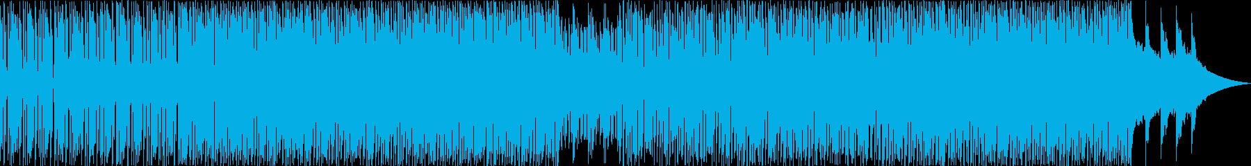 陽気でレトロな80年代のファンキー...の再生済みの波形