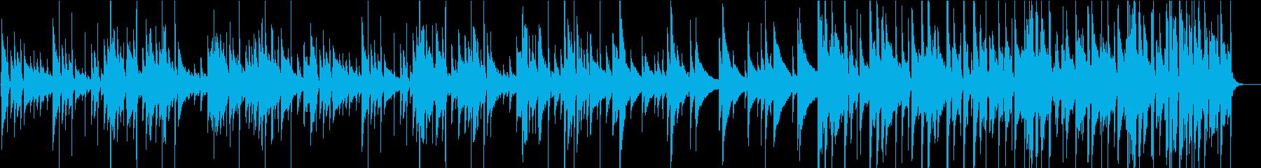 【生演奏】アコギによる少し切ない曲の再生済みの波形