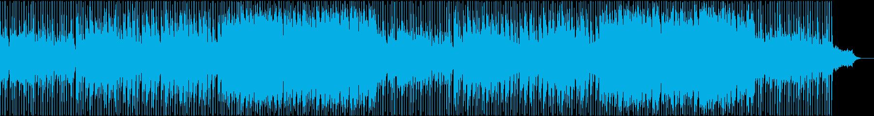 キラキラ・綺麗・星空・ロマンチックの再生済みの波形