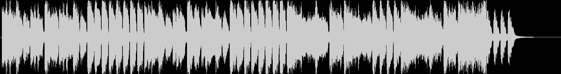 30秒】EDM とにかくハッピー感すごいの未再生の波形