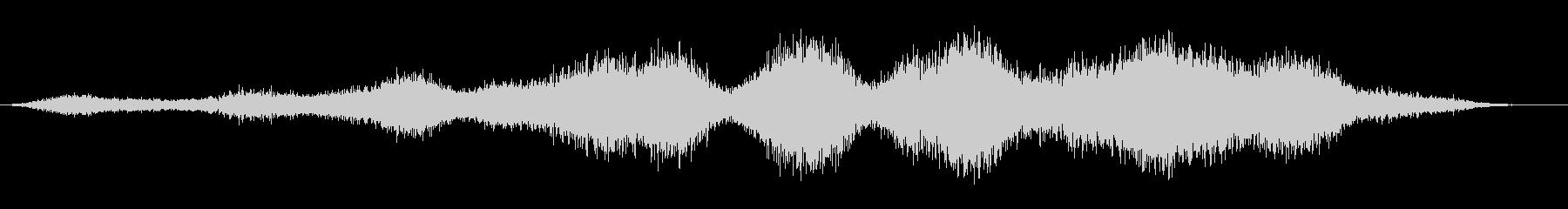ホロー・スワーリング・フーシュ5の未再生の波形
