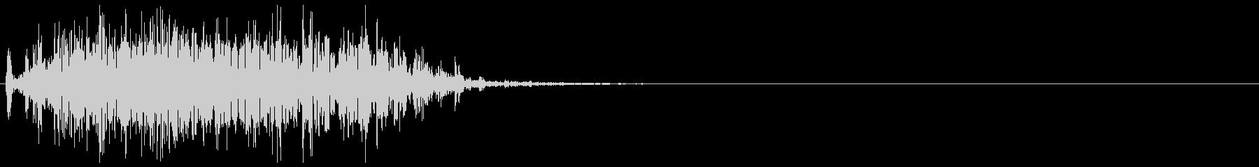 SF衝撃波・重力・魔法#7の未再生の波形