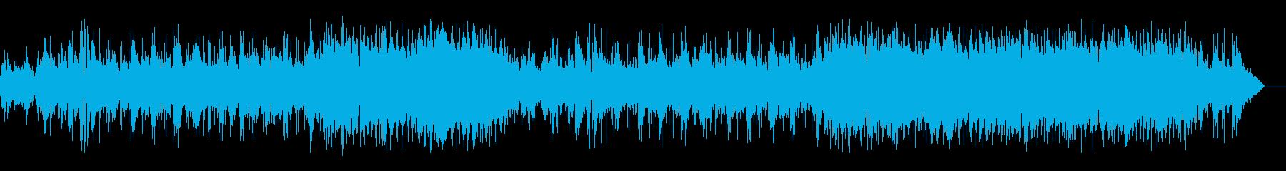 アダルトでアーバンな切ないフュージョンの再生済みの波形