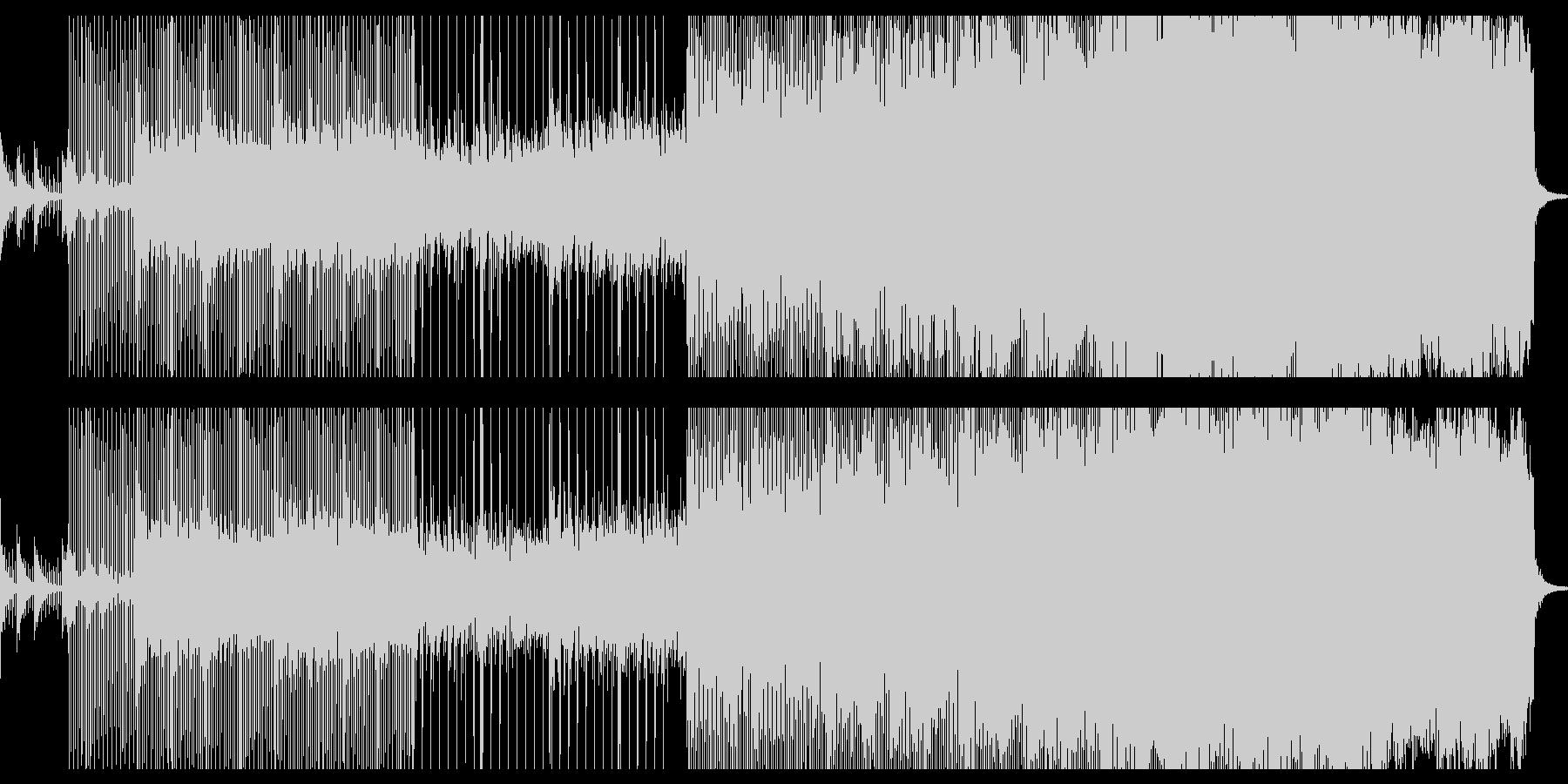 インディーロック 企業イメージ ポ...の未再生の波形