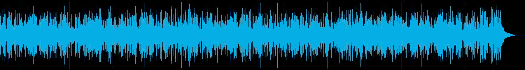 旅に似合うハーモニカ中心のポップスバンドの再生済みの波形