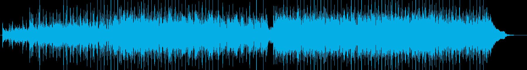アコースティック楽器。まろやかで流...の再生済みの波形