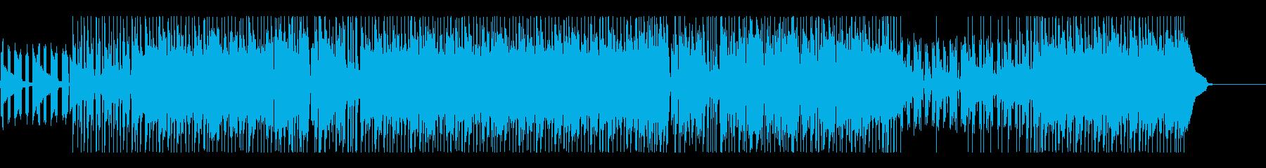ショータイム クイズ イベントの再生済みの波形