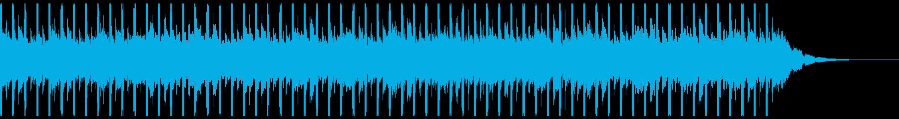 コマーシャル(ショート1)の再生済みの波形