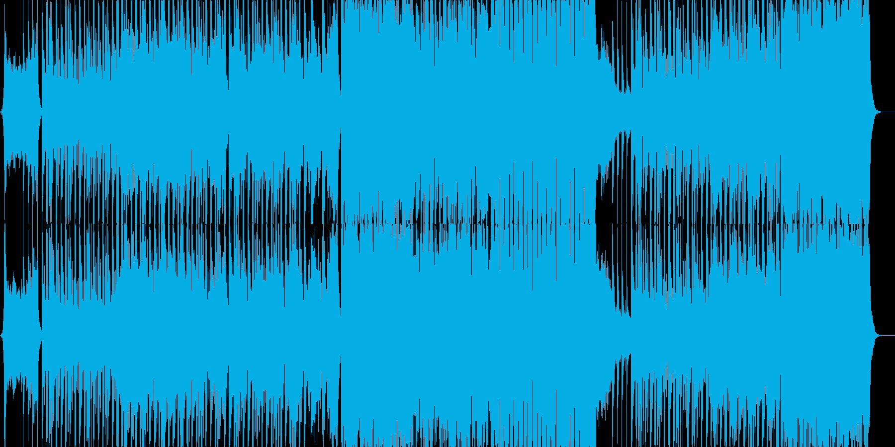 歓喜の歌ベートーベン第九ヒップホップ版の再生済みの波形