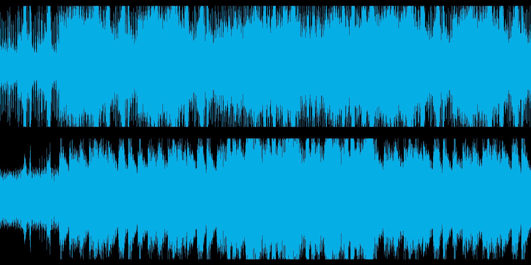 [ループ]運動会に最適なオーケストラの再生済みの波形