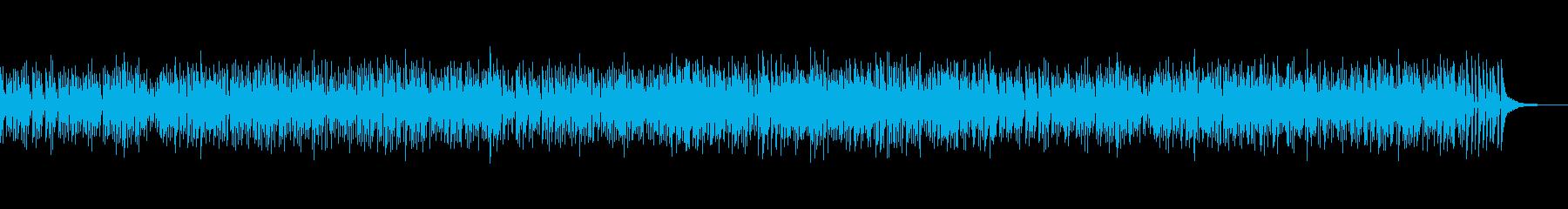 ゆったりリラックスしたい時のピアノトリオの再生済みの波形