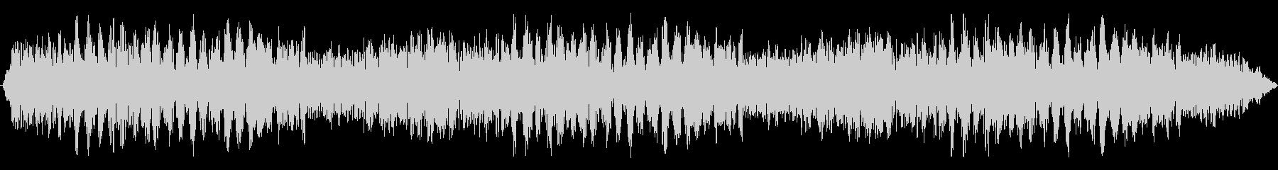 パワードローン、低音のドキドキ、わ...の未再生の波形