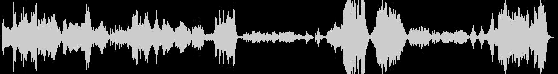 【オケ】アンボワーズ大通りの大脱走劇 の未再生の波形