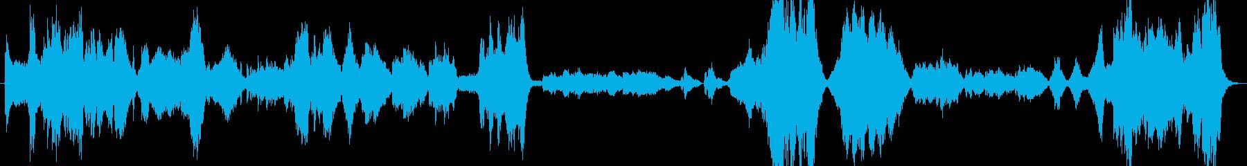 【オケ】アンボワーズ大通りの大脱走劇 の再生済みの波形