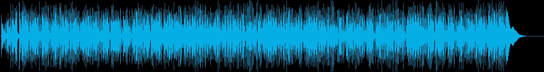 ジ・エンターテイナー アコギ 生演奏の再生済みの波形