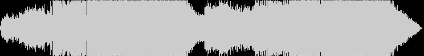 ドラムンベース ボイスエフェクト ゲームの未再生の波形